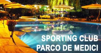 festa 18 anni sporting club parco dei medici roma