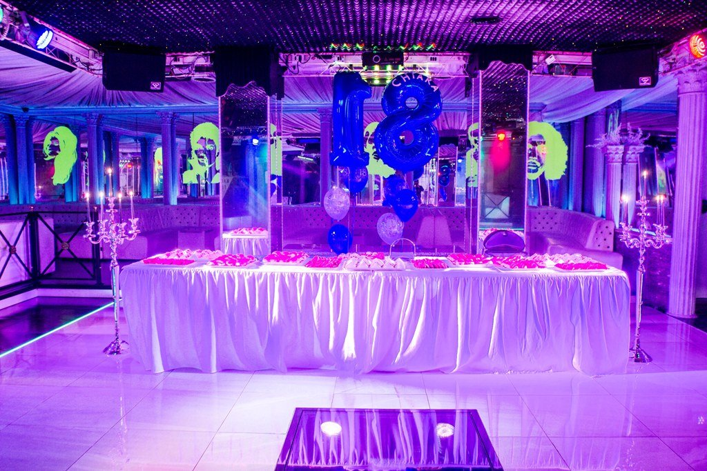 Decorazioni Sala Per 18 Anni : Festa anni roma discoteca magic fly