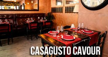 Casagusto Cavour zona Prati