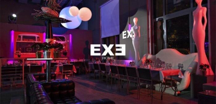 Festa 18 anni Roma - EXE