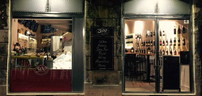 Festa 18 anni Roma - 500 Food