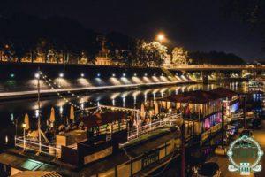 rowing club festa 18 anni roma