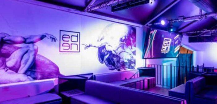 Eden Convivium Club festa 18 anni Roma