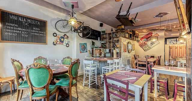 Ristorante-Pizzeria Morena Gradisca