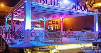 ristorante blue moon ponza