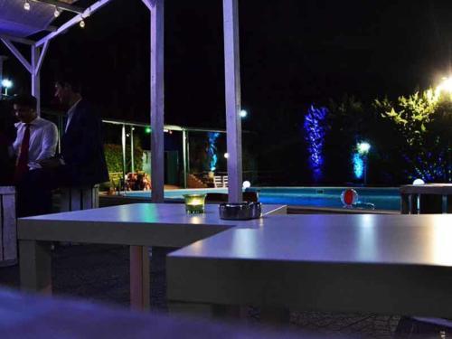 Ristorante Club Piscina 704 location per festa