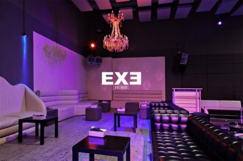 exe ristorante discoteca roma festa 18 anni