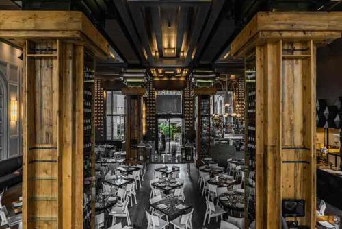geco ristorante roma open