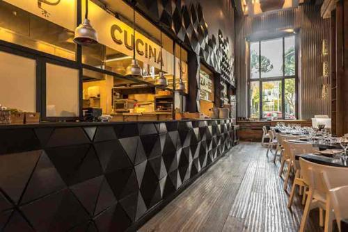geco ristorante roma divanetto