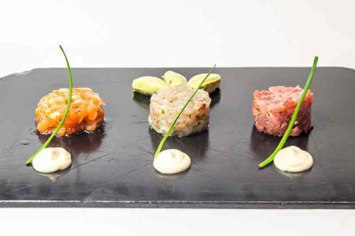 geco ristorante roma piatti
