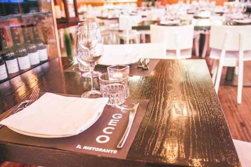 geco ristorante roma particolare