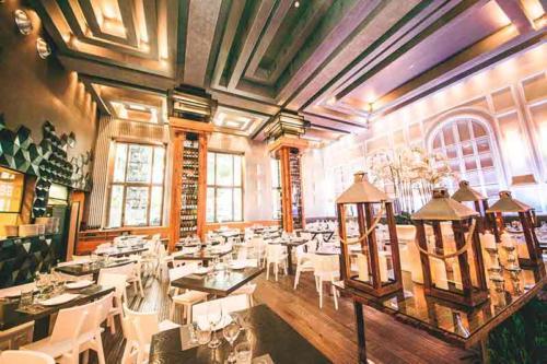 geco ristorante roma compleanni