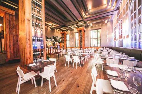 geco ristorante roma feste