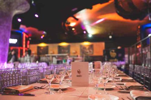la suite location roma ristorante