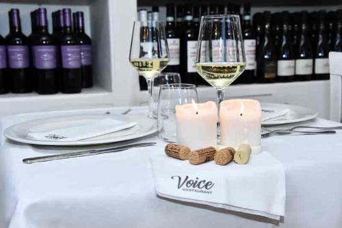 ristorante voice roma vino