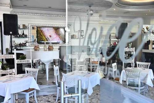 ristorante voice roma piano