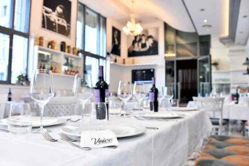 ristorante voice roma sala