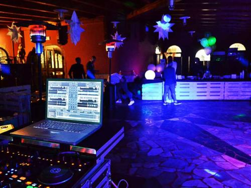 Ristorante Club Piscina 704 festa pista