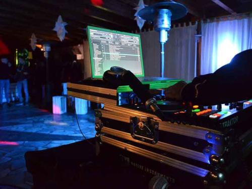 Ristorante Club Piscina 704 festa sala