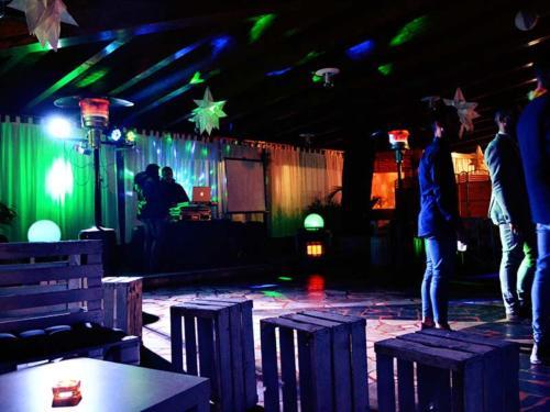 Ristorante Club Piscina 704 festa interno