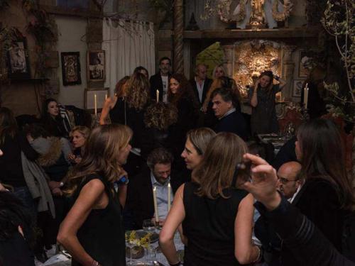 Chiesa sconsacrata festa roma