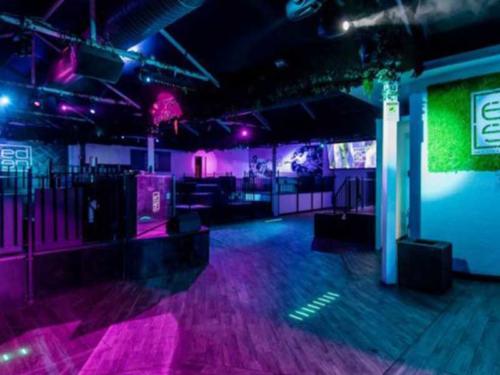 Eden Convivium Club sala interna per feste