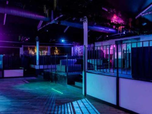 Eden Convivium Club location per festa 18 anni a Roma