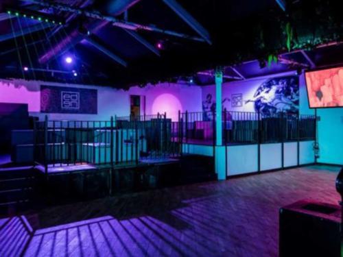 Eden Convivium Club festa 18 anni