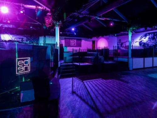 Eden Convivium Club seconda sala per feste