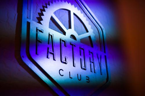 Factory Club Roma - club in zona Roma Nord