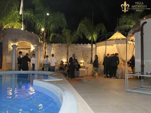 Villa Anthony zona eur ardeatina(4)