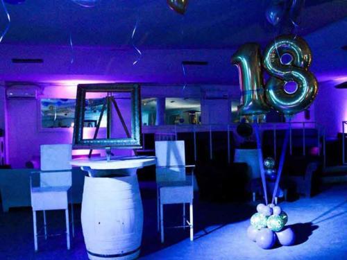 barkar ostia feste 18 anni
