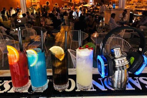 blue moon ristorante a ponza drinks