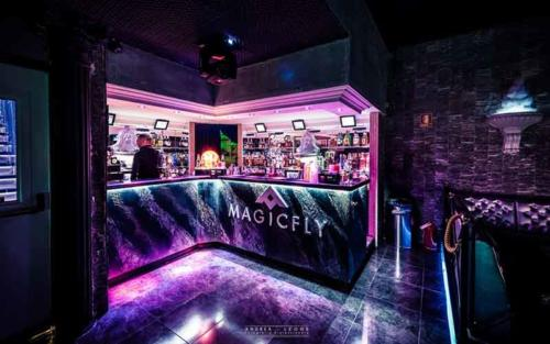 magic fly sala interna