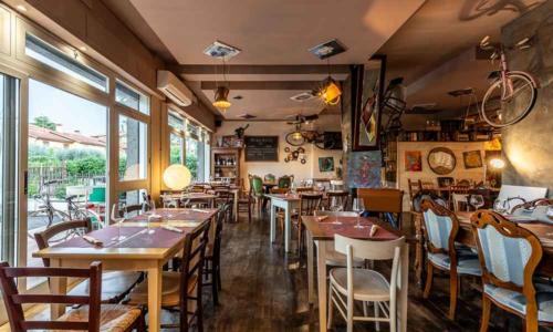 ristorante a Morena Gradisca (4)